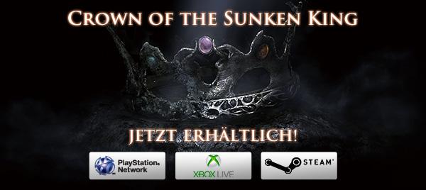 DLC Crown of the Sunken King
