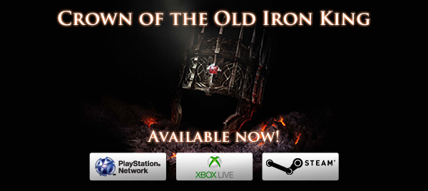 DLC Crown of the Old Iron King