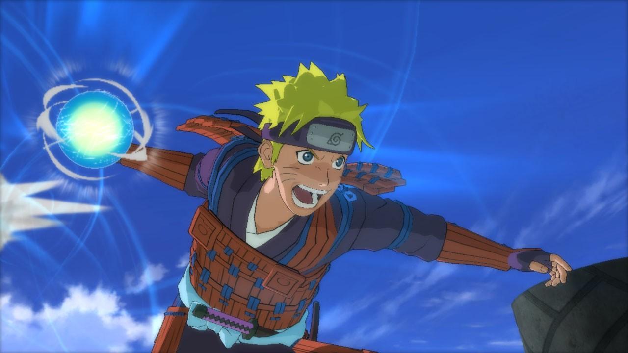 Объявлена дата выхода РС-версии Naruto Shippuden: Ultimate Ninja Storm 3
