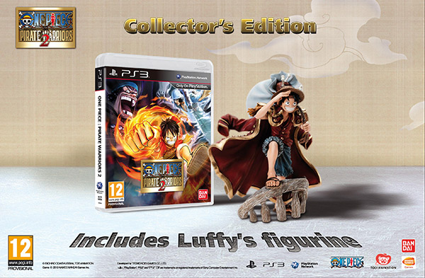 One Piece Pirate Warriors 2 - Collector's Edition