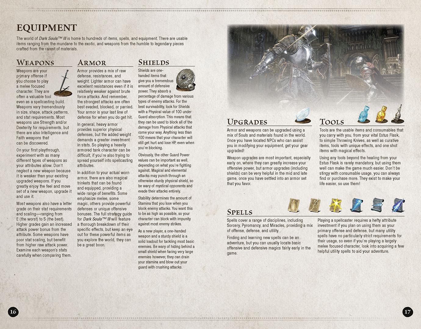 Dark Souls III StarterGuide