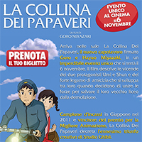 Evento unico al cinema per La Collina dei Papaveri!