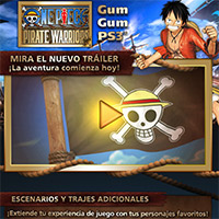 ¡Embárcate en el Thousand Sunny! ONE PIECE: PIRATE WARRIORS ya está disponible