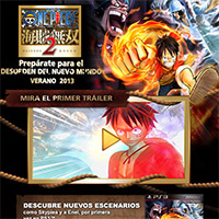 ONE PIECE: PIRATE WARRIORS 2 - Primer tráiler disponible ¡YA!