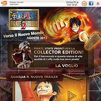 Scopri la Collector Edition di ONE PIECE: PIRATE WARRIORS 2 che include una statua di Luffy!