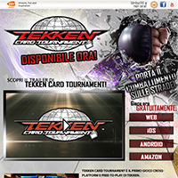 Gioca ora a TEKKEN CARD TOURNAMENT gratuitamente!