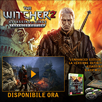 The Witcher 2 è pronto a conquistare la tua XBOX 360 oggi!